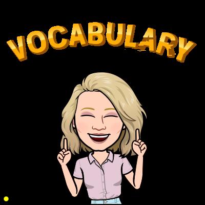 Vocabulary. Zadanija 32-38 EGE English